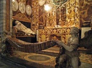 Cappella Spada in San Girolamo alla Carità