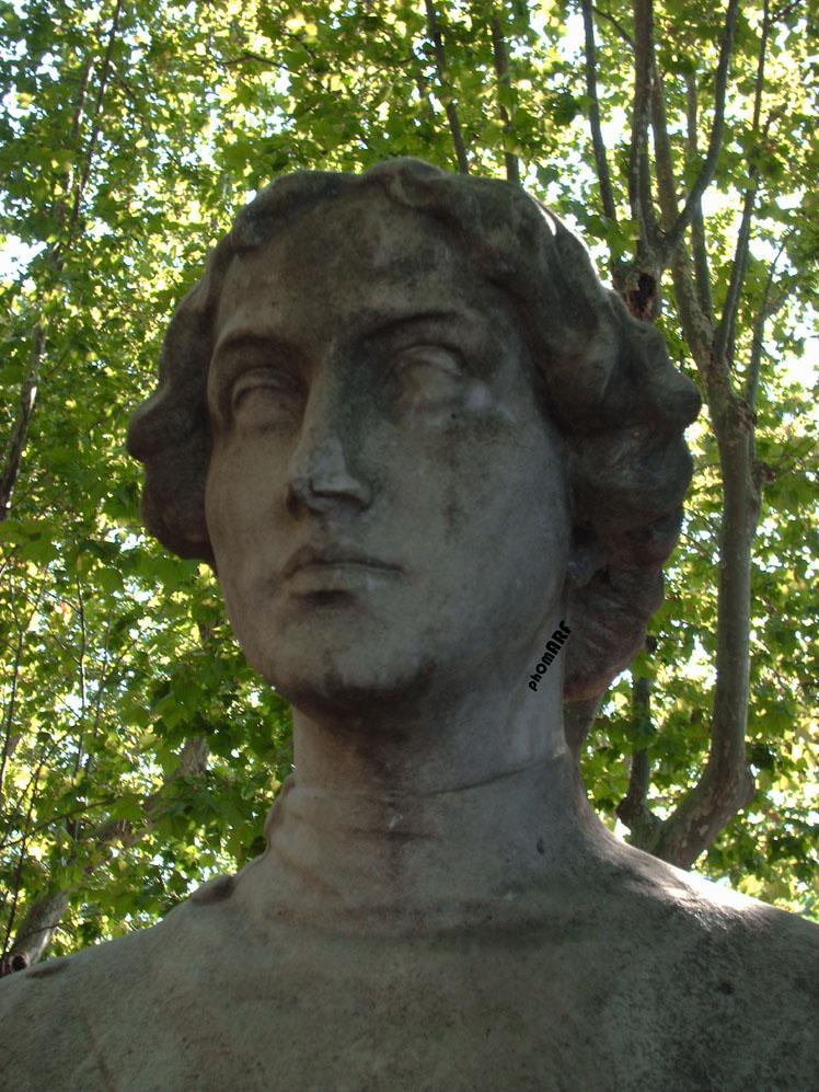 Colomba Antonietti - Passeggiata del Gianicolo - colombaA