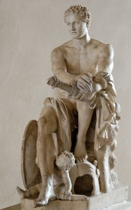 Ares - Palazzo Altemps