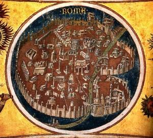 Roma 1400 ca. - Taddeo di Bartolo