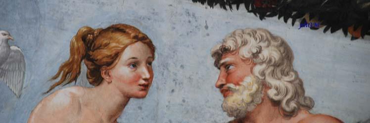 Villa Farnesina: la poesia e l'amore