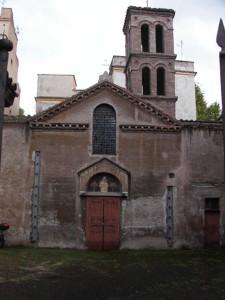 Santa Maria in Cappella - Trastevere