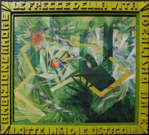 Le Frecce della Vita - Giacomo Balla - Galleria Nazionale d'Arte Moderna