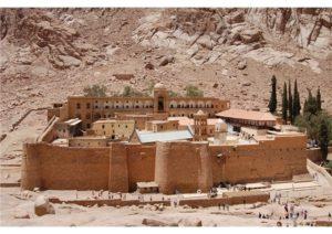 Monastero di Santa Caterina nel Sinai d'Egitto
