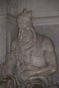 Mosè - Michelangelo
