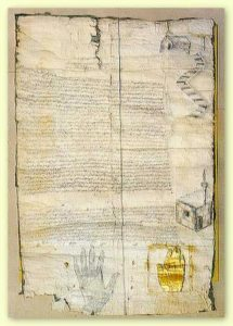 Achtiname di Muhammad - Il Testamento di Maometto