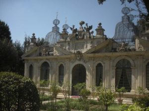 Uccelliere - Villa Borghese