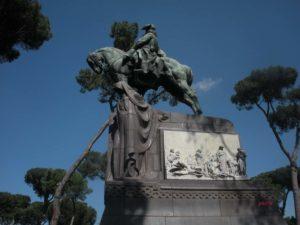 Monumento ad Umberto I - Davide Calandra