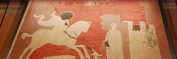 Alle pendici del Palatino. La Roma delle origini, delle chiese greche e  del primo Natale cristiano