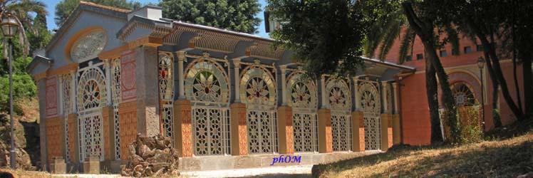 Villa Torlonia e l'Orlando Furioso