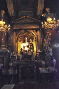 Madonna di Jacopo Sansovino - Sant'Agostino in Campo Marzio