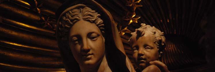 Sant'Agostino, la chiesa della madre