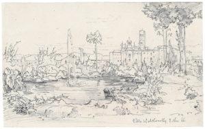 Villa Wolkonsky - Albert Hertel - 1866