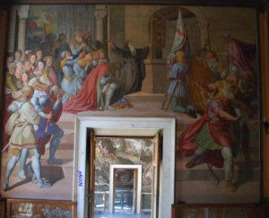 Goffredo di Buglione Ringrazia per la Vittoria - Joseph von Fuhrich