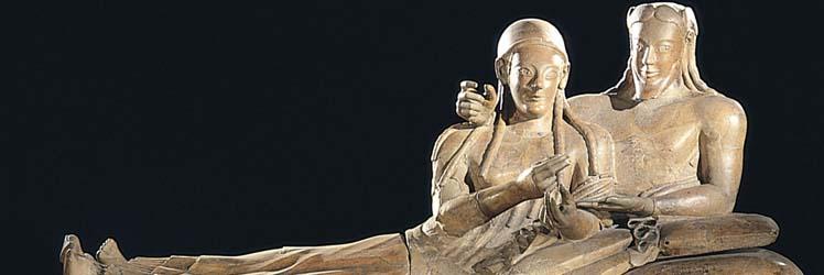 Ultime novità sugli Etruschi al Museo di Villa Giulia.