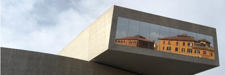 Capolavori architettonici al quartiere Flaminio