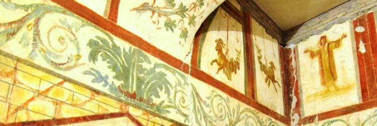 Storia di Giovanni e Paolo alle Case Romane del Celio