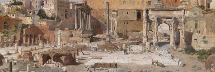 Il Foro Romano: età arcaica e età regia