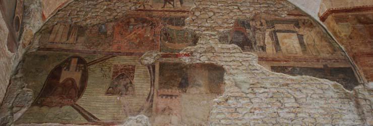 Il martirio di Paolo di Tarso alle Acque Savie e l'abbazia delle Tre Fontane