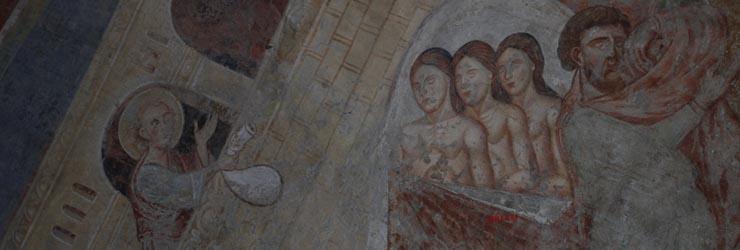 La chiesa di San Saba e i monaci di Gerusalemme