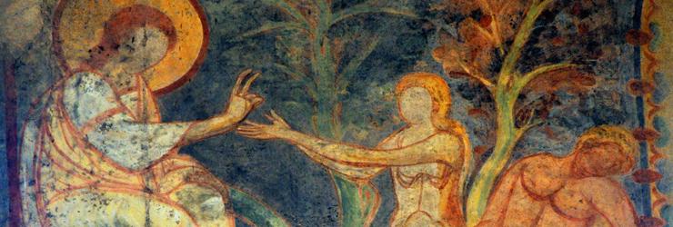 Chiesa di San Giovanni a Porta Latina, la pittura medievale romana e la memoria dell'apostolo Giovanni