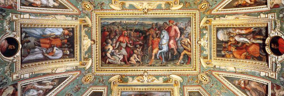 Palazzo della Cancelleria Apostolica: i tribunali della Santa Sede.