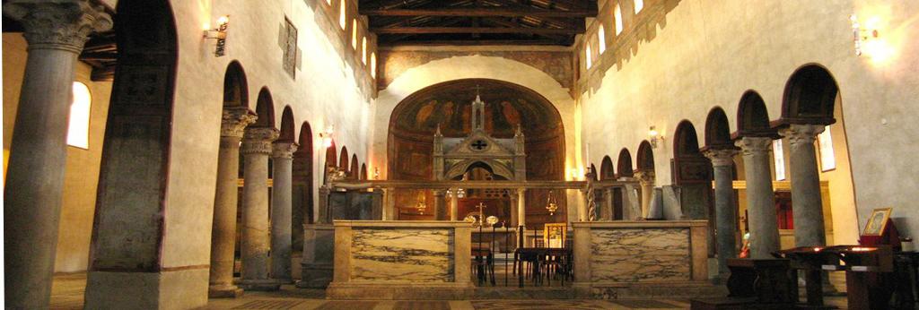 Santa Maria in Cosmedin, la Schola graeca e i cattolici greci di rito bizantino