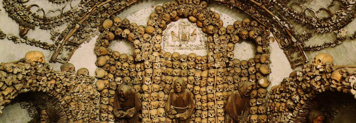 Barocco insolito: la Cripta dei Cappuccini Chiesa di Santa Maria Immacolata