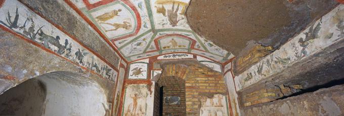 Catacombe di Marcellino e Pietro ad duas lauros