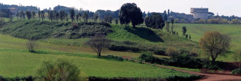La Valle della Caffarella, tra storia e natura