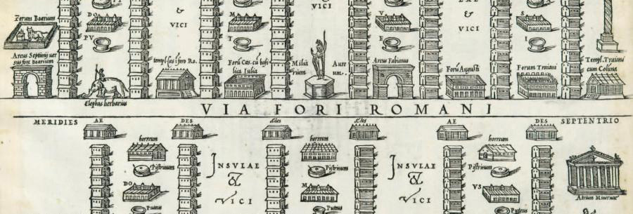 Sulle tracce della prima guida turistica di Roma: Mirabilia urbis Romae (XII secolo)