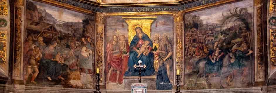 Sant'Onofrio al Gianicolo e la memoria di Torquato Tasso