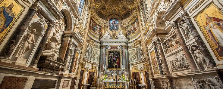 Santa Maria dell'Anima, la chiesa della Nazione tedesca